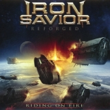 IRON SAVIOR (GAMMA RAY) - Riding On Fire (Cd)
