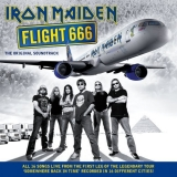IRON MAIDEN - Flight 666 (Cd)