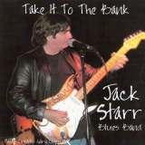 JACK STARR (VIRGIN STEELE) - Take It To The Bank (Cd)