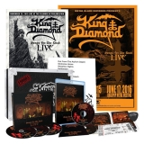 KING DIAMOND - Songs For The Dead - Live (Special, Boxset Cd)