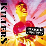 KILLERS (IRON MAIDEN) - Menace To Society (Cd)