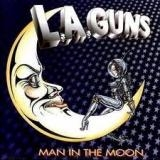 L.A. GUNS - Man In The Moon (Cd)