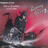 LIVING DEATH - Live In Frankfurt 1984 (Cd)