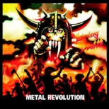 LIVING DEATH - Metal Revolution (Cd)