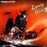 LIVING DEATH - Vengeance Of Hell (Cd )