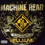 MACHINE HEAD - Hellalive (Cd)