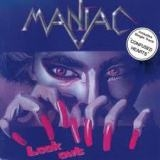 MANIAC - Look Out (Cd)