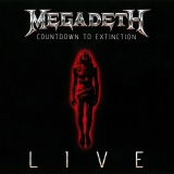 MEGADETH - Countdown To Extinction Live (Cd)