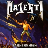 MAJESTY - Banners High (Cd)
