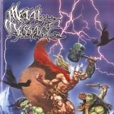 METAL MESSAGE COMPILATION V - Metal Message Compilation V (Dvd, Blu Ray)