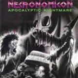 NECRONOMICON - Apocalyptic Nightmare (Cd)