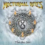 NOCTURNAL RITES - The Viii Sign (Cd)