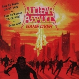 NUCLEAR ASSAULT - Game Over - Live + Demos (Cd)