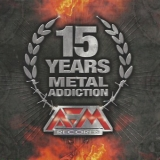 15 YEARS METAL ADDICTION - Various Artists (Cd)