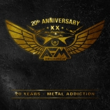 20 YEARS - METAL ADDICTION - Afm 20th Anniversary (Cd)