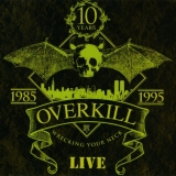 OVERKILL - Wrecking Your Neck Live (Cd)