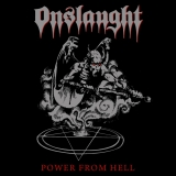 ONSLAUGHT - Power From Hell (Cd)