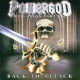 POWERGOD - Back To Attack (Cd)