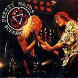 PRETTY MAIDS - Screamin Live (Cd)