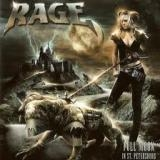 RAGE - Full Moon In St. Petersburg (Cd)