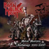 RAVEN BLACK NIGHT - Metal Martyrs (Cd)