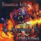 RAWHEAD REXX - Diary In Black (Cd)