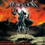 REBELLION (GERMANY) - Shakespeare's Macbeth (Cd)