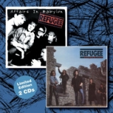 REFUGEE - Affairs In Babylon / Burning From The Inside Out (Cd)