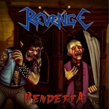 REVENGE (COLOMBIA) - Vendetta (Cd)