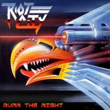 RIOT CITY - Burn The Night (Cd)
