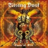RISING DUST - Taste Of Fire (Cd)