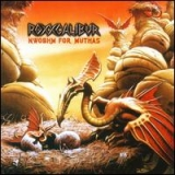 ROXXCALIBUR - Nwobhm For Muthas (Cd)