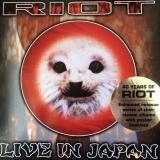 RIOT - Live In Japan (Cd)