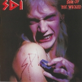 S.D.I. - Sign Of The Wicked (Cd)