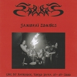 SABBAT - Samurai Zombies (Cd)