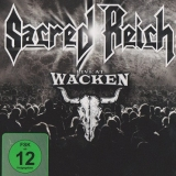 SACRED REICH - Live At Wacken (Cd)