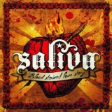SALIVA - Blood Stained Love Story (Cd)