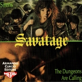 SAVATAGE - Sirens & The Dungeons Are Calling (Cd)