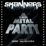 SKANNERS - Eins Zwei Drei Metal Party (Book)