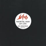 SODOM - Mortal Way Of Live (Cd)
