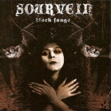 SOURVEIN - Black Fangs (Cd)