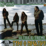TYPE O NEGATIVE - Ultra X-treme (Cd)