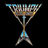 TRIUMPH - Allied Forces (Cd)