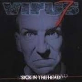 VIRUS 7 (MERCYFUL FATE) - Sick In The Head (Cd)