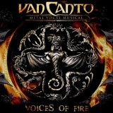 VAN CANTO - Voices Of Fire (Cd)