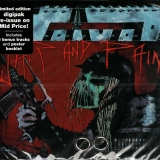 VOIVOD - War And Pain (Cd)