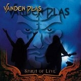 VANDEN PLAS - Spirit Of Live (Cd)