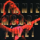 VINNIE MOORE - Live (Cd)