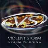 VIOLENT STORM - Storm Warning (Cd)