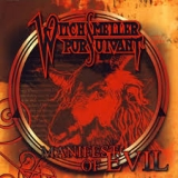 WITCHSMELLER PURSUIVANT - Manifestation Of Evil (Cd)